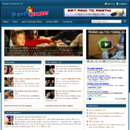 party-plr-website-cover  Party PLR Website with Reviews and Adsense Amazon and Clickbank party plr website cover 190x190