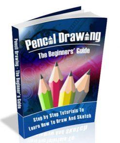 pencil drawing ebook