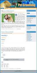 pet-grooming-plr-web-template-1  Pet Grooming PLR Template Landing Page pet grooming plr web template 1 128x250