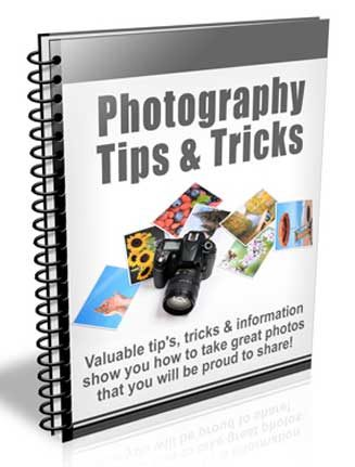 Photography Tips and Tricks PLR Autoresponder Messages