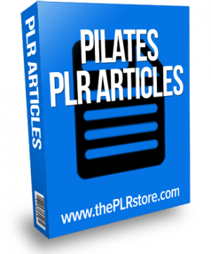 pilates plr articles