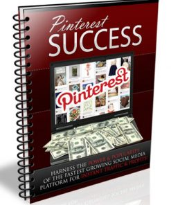 pinterest success guide plr ebook