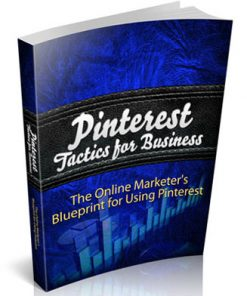 pinterest tactics for business ebook