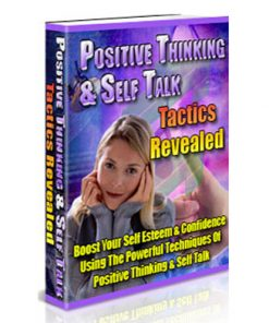 positive thinking plr ebook