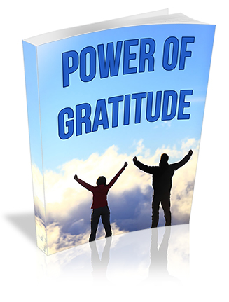 Power of Gratitude PLR Ebook