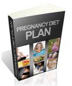 Pregnancy Diet Plan PLR Ebook