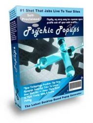psychiccover250  Psychic Popups MRR eBook psychiccover250 190x250