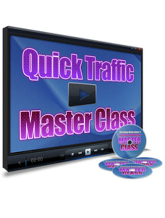 Quick Traffic Master Class PLR Video