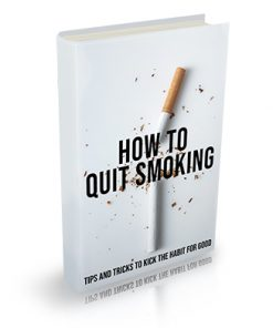 How to Quit Smoking PLR Ebook
