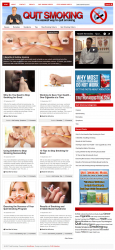 quit smoking plr website