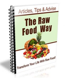 raw food diet plr autoresponder messages