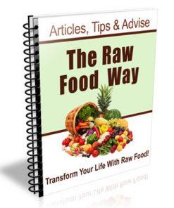 raw food diet plr autoresponder messages