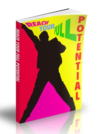 reaching your full potential plr ebook