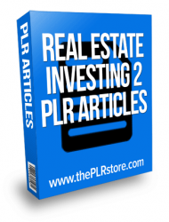 real-estate-investing-plr-articles-2 real estate investing plr articles Real Estate Investing PLR Articles 2 real estate investing plr articles 2 190x250