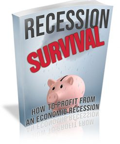 Recession Survival MRR Ebook