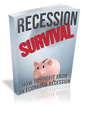 Recession Survival MRR Ebook