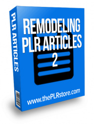 remodeling plr articles remodeling plr articles Remodeling PLR Articles 2 remodeling plr articles 2 190x250