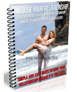 rescue your relationship plr report