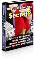 risplr-cover  Recurring Income Secrets PLR risplr cover 143x250