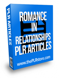 romance in relationships plr articles romance in relationships plr articles Romance in Relationships PLR Articles romance in relationships plr articles 190x250