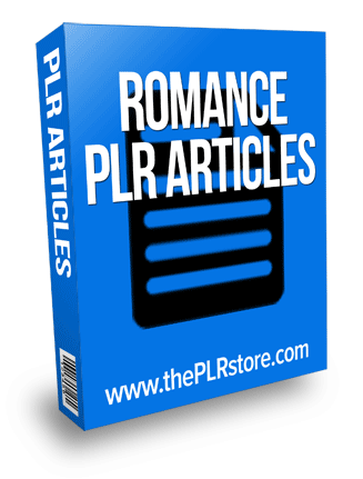 romance plr articles