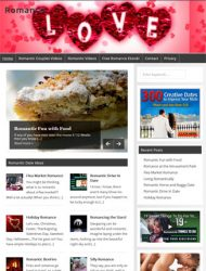 Romance PLR Website