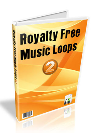 Royalty Free PLR Audio Music Loops 2 | Private Label Rights