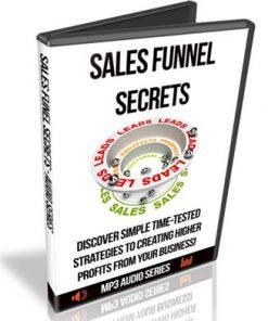 sales funnel secrets plr audio