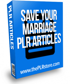 save your marriage plr articles