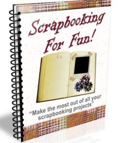 Scrapbooking for Fun PLR Autoresponder Messages