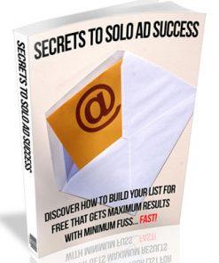 secrets to solo ad success ebook