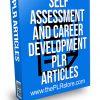 Self Assessment and Career Development PLR Articles