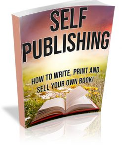 Self Publishing PLR Ebook