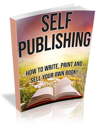 Self Publishing PLR Ebook
