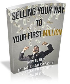 Selling Your First Million PLR Ebook