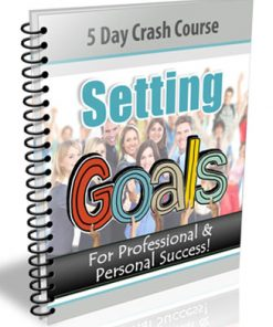 setting goals for success plr autoresponder messages