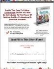 setting-goals-for-success-plr-autoresponders-squeeze-page