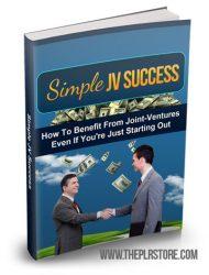 simple-joint-venture-success-mrr-ebook-cover  Simple Joint Venture Success MRR Ebook simple joint venture success mrr ebook cover 190x250