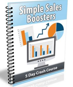 simple sales boosters plr autoresponder messages
