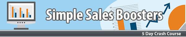 simple sales boosters plr autoresponder messages