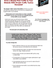 simple-traffic-tactics-plr-ar-series-squeeze-page
