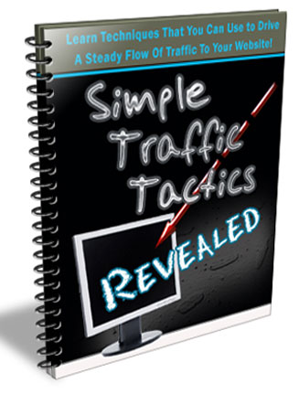 simple traffic tactics plr autoresponder messages