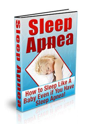 Sleep Apnea PLR Ebook