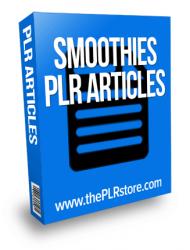 smoothies plr articles smoothies plr articles Smoothies PLR Articles with private label rights smoothies plr articles 190x250