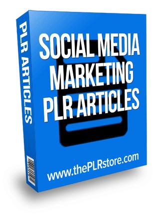 social media marketing plr articles