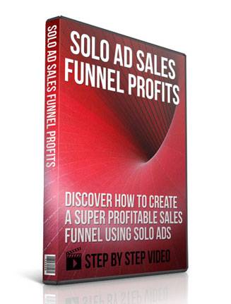 solo ad sales funnel profits plr video