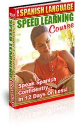 spanish-language-speed-course1  Spanish Language Speed Course PLR Ebook spanish language speed course1 148x250