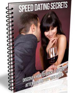 speed dating plr list building