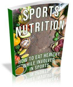 Sports Nutrition PLR Ebook