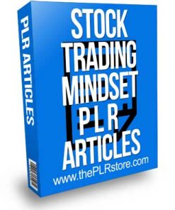 Stock Trading Mindset PLR Articles